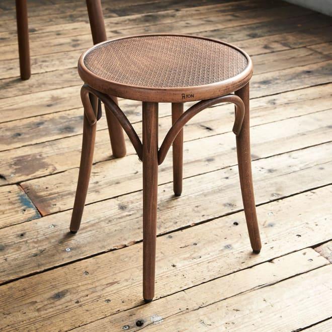 [다이노스] dinos 앤틱스타일 NO.60 스툴 톤체어 Ton Chair HOUSE STYLING