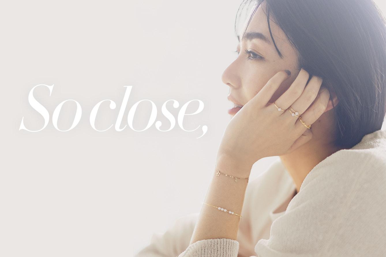 ☆新作☆So close, 2020夏号