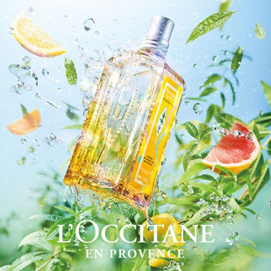 人気のシトラスたちが織りなす、夏を運ぶとびきりジューシーな香り。