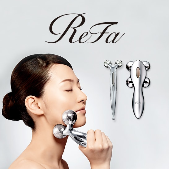 プラチナ電子ローラー(R) ReFa(リファ)