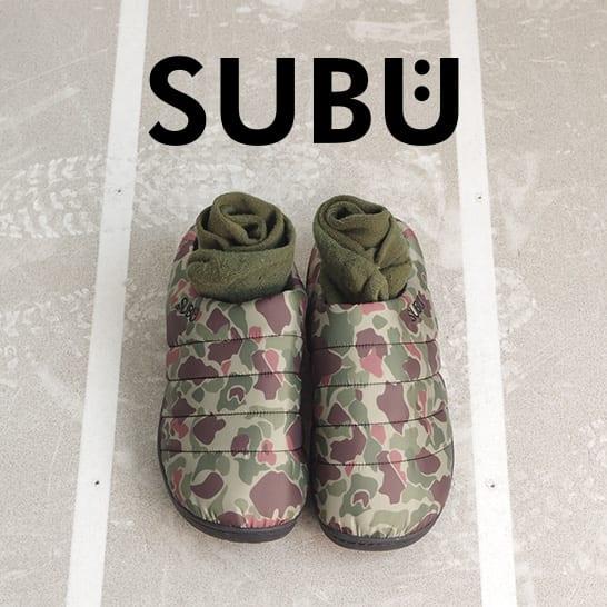 SUBU 冬のサンダル 2020