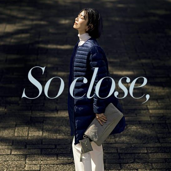 So close,(ソークロース,)