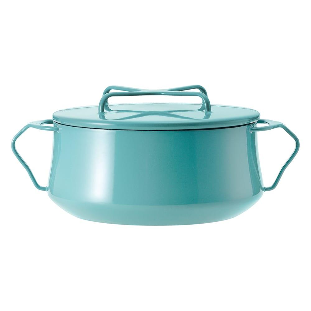 DANSK/ダンスク コベンスタイル ホーロー鍋 両手鍋 径18cm(容量2.2L)