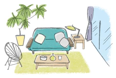 1 どう過ごすかを考えて選ぶ家具の種類