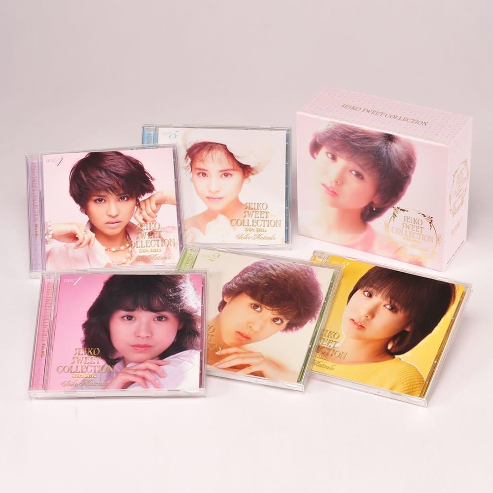 松田聖子 SEIKO SWEET COLLECTION~80's Hits