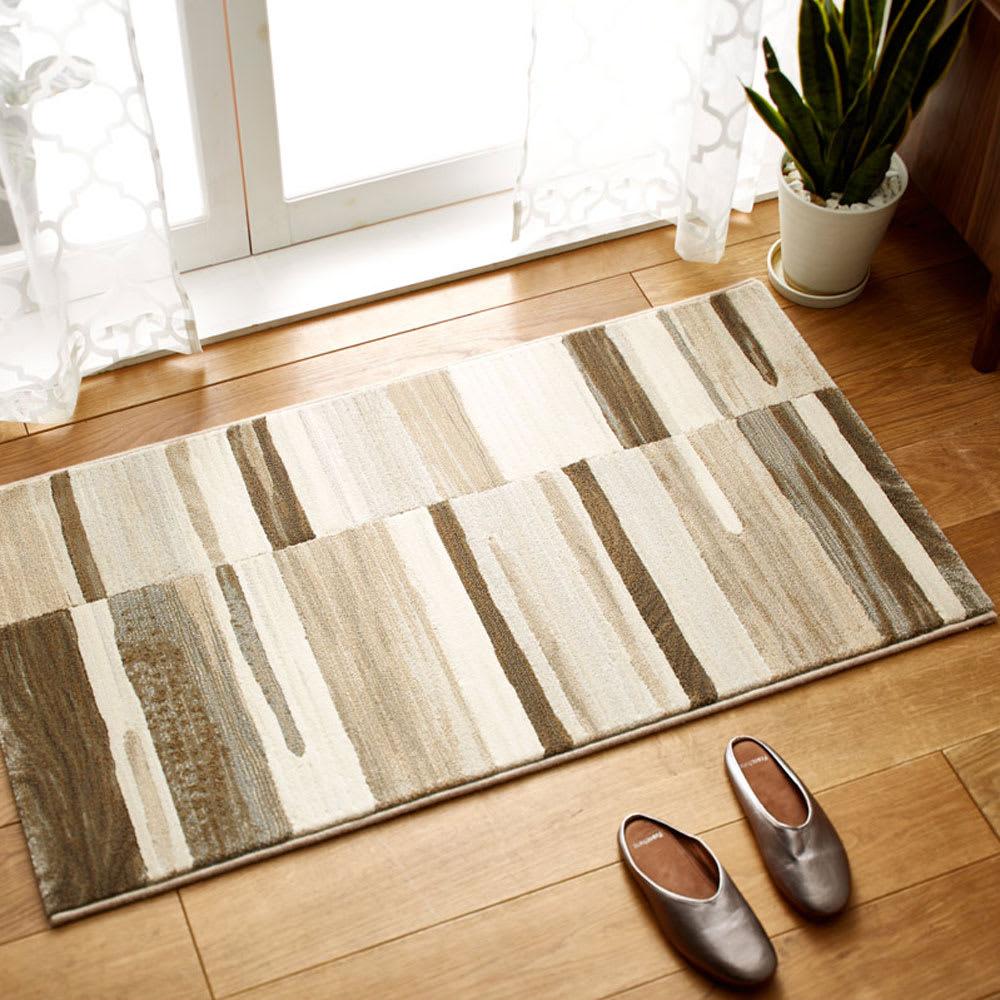 約60×90cm(アルフェラッツ ウィルトン織マット)