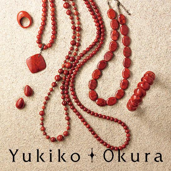 YUKIKO OKURA/ユキコ・オオクラ
