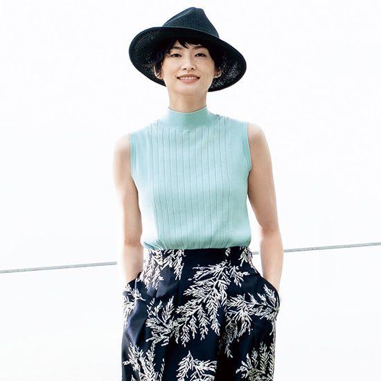 50代女性におすすめファッションコーディネート おしゃれで新しい自分探し!