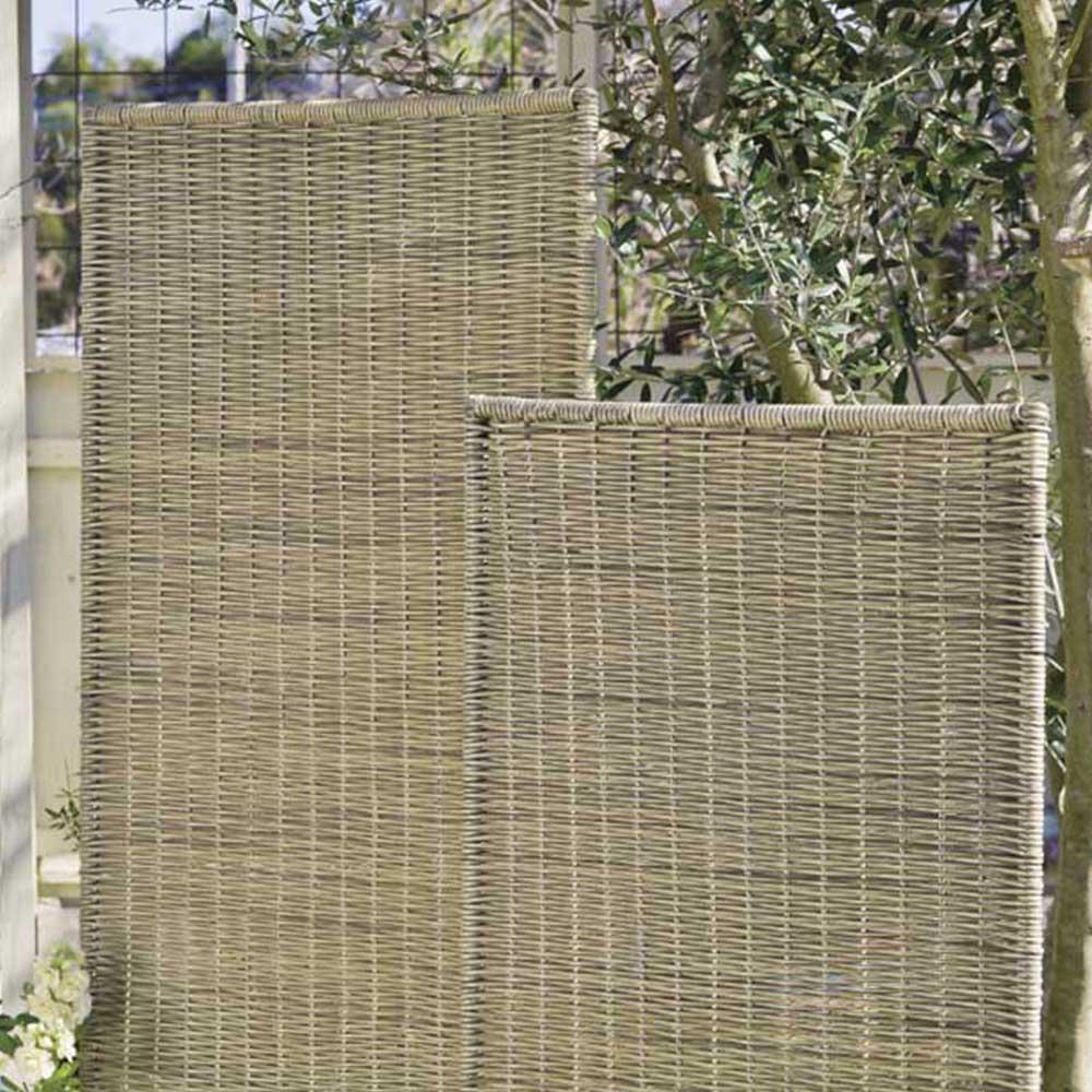 ラタン調フェンスシリーズ 高さ150cm