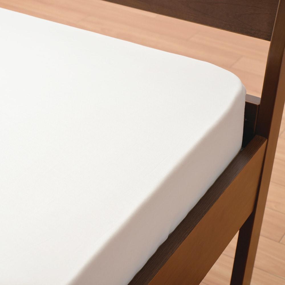 京都西川/ベッド用ボックスシーツ
