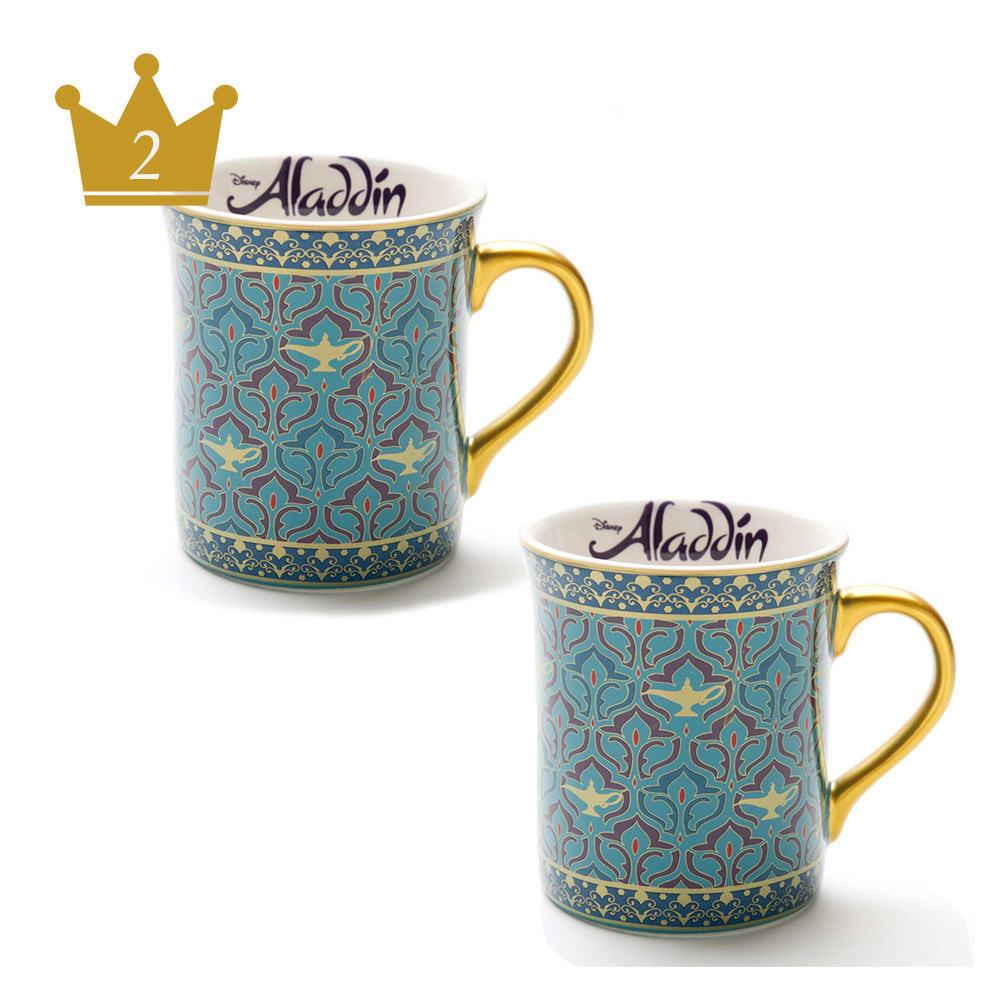 アラジン/マグカップ2個セット|ディズニー ミュージカル 食器