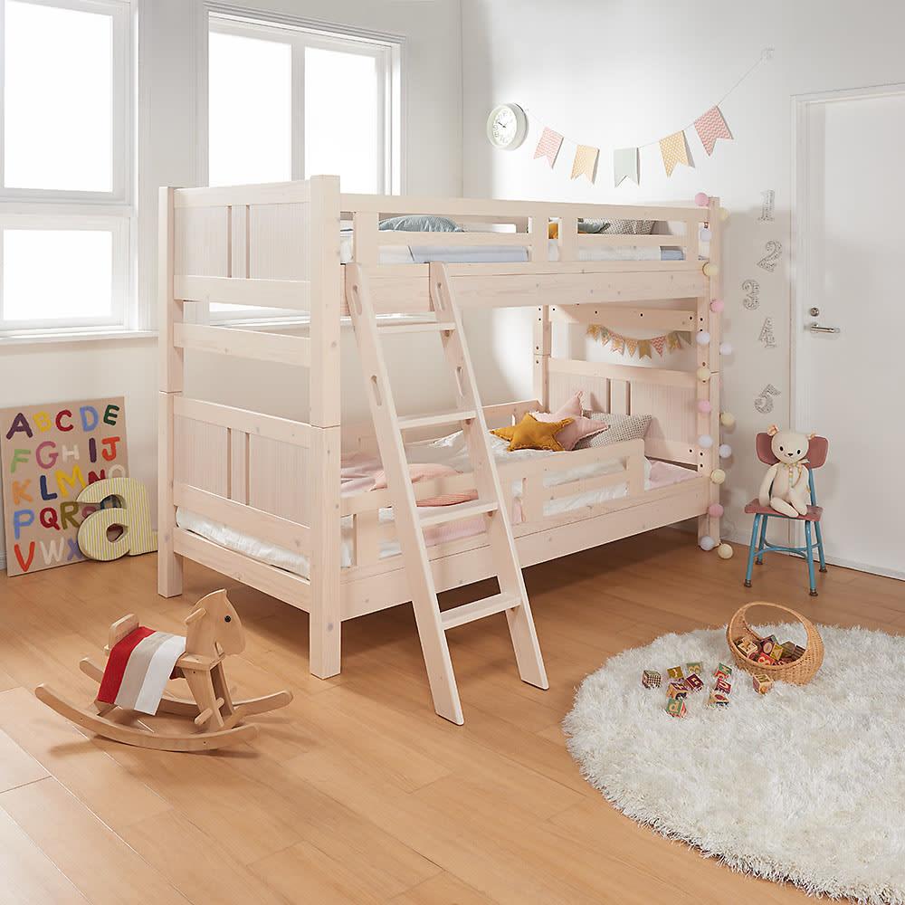 子供用ベッド・ロフトベッド・二段ベッド