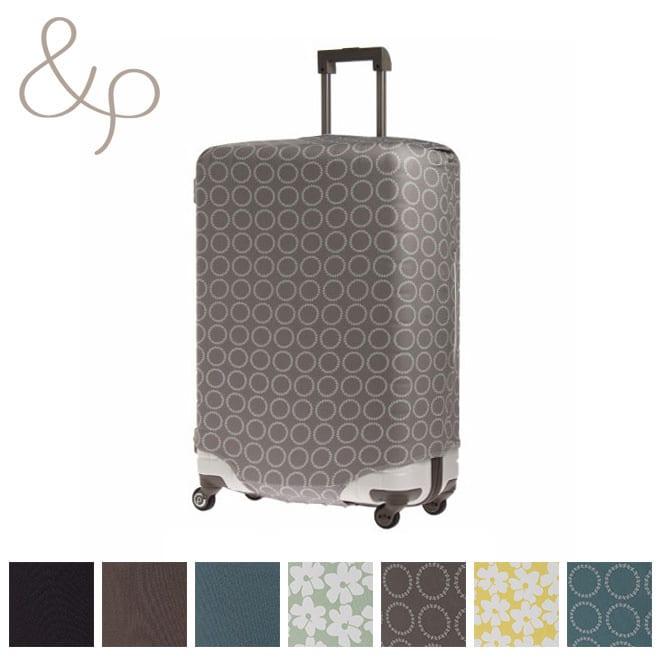 &P スーツケース/キャリーケースカバー