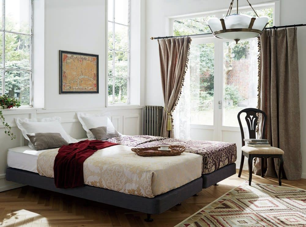 SIMMONS(シモンズ) ダブルクッションベッド