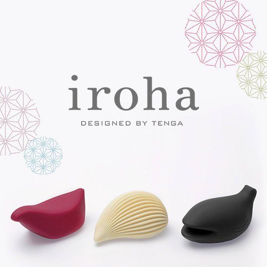 iroha(イロハ) TENGA発女性用セルフケアアイテム