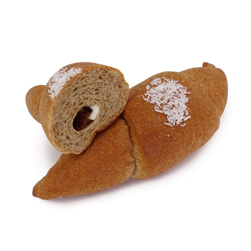 ラムレーズンクリーム<br>with有機ココナッツ<br>1個あたり糖質約5.3g