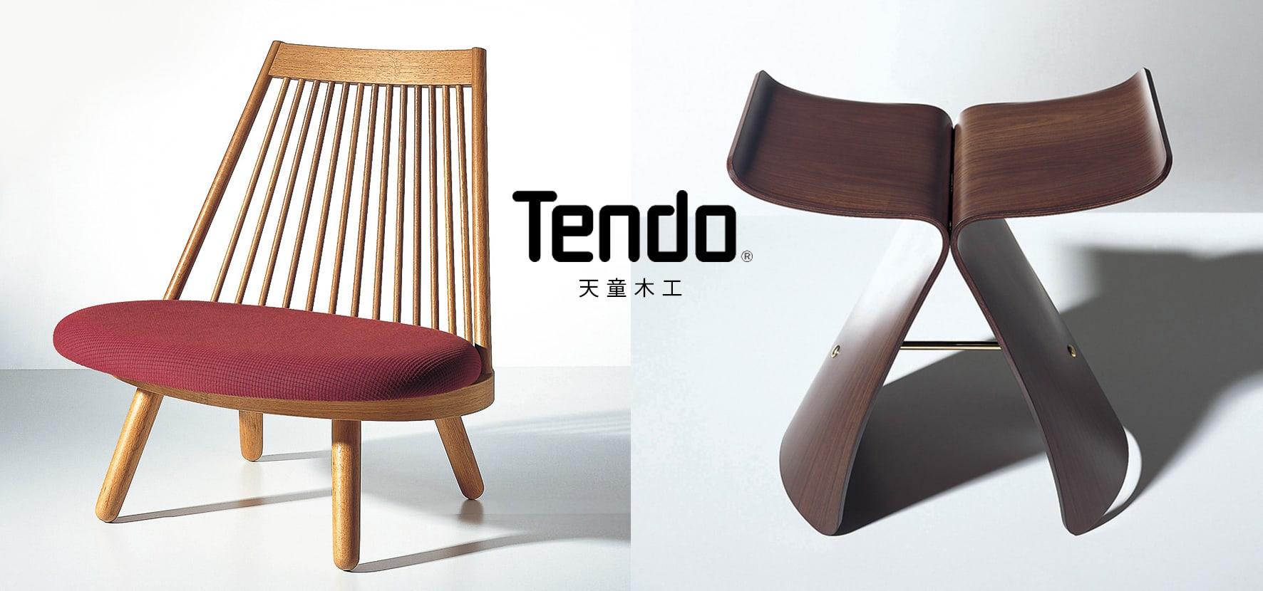 木を曲げてかたちをつくる「成形合板」の技術が多くのデザイナー、クリエイターを刺激し名作を生み出す日本を代表する家具メーカー。