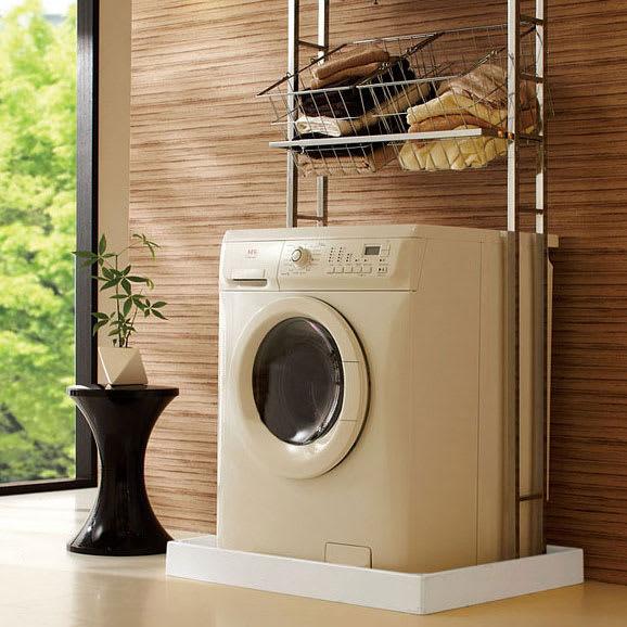 洗濯がスムーズにできる収納のコツ