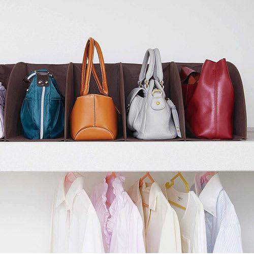 「元ハンドバッグ販売員」だった片付けのプロがおすすめする、バッグの整理収納のコツ
