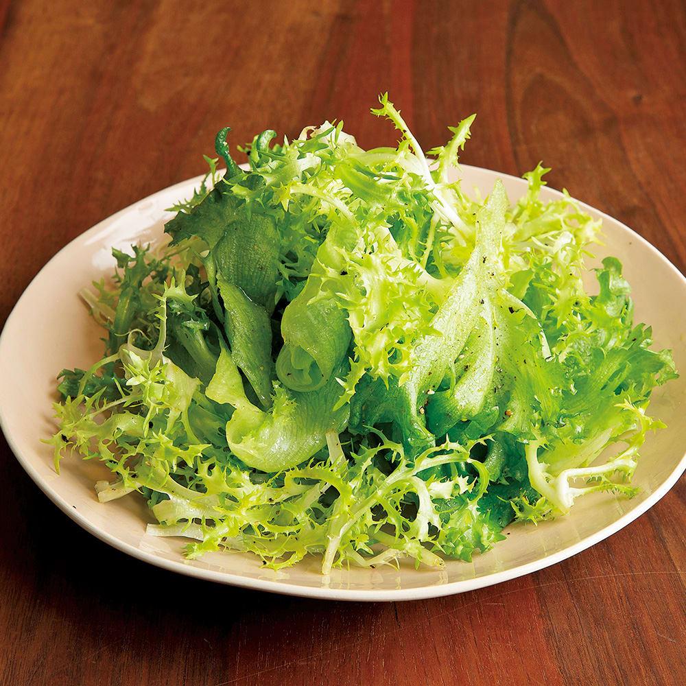 #60 サラダハンドで作るグリーンサラダ