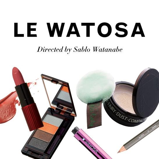 WATOSA/ワトゥサ 上質な輝きとチャーミングなコスメ