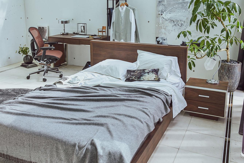 シンプルモダン ベッドルーム