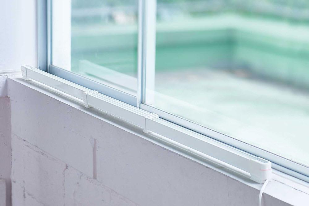 gensen dinos 結露と冷気を抑制 窓際ヒーター