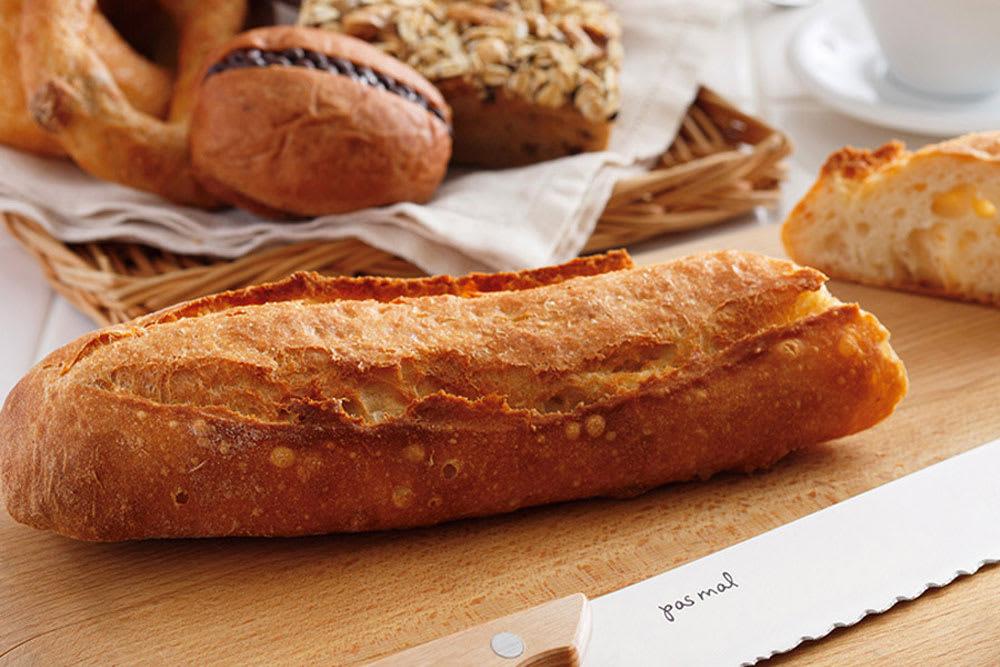 パンのある暮らし