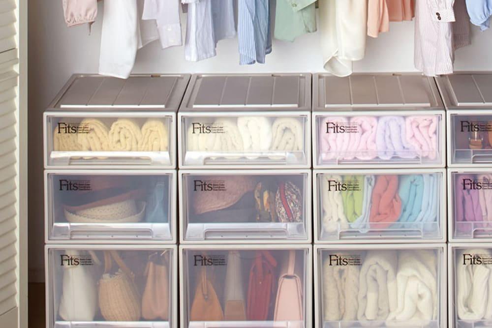 プロが教える!衣装ケース・収納ボックスの選び方と収納術
