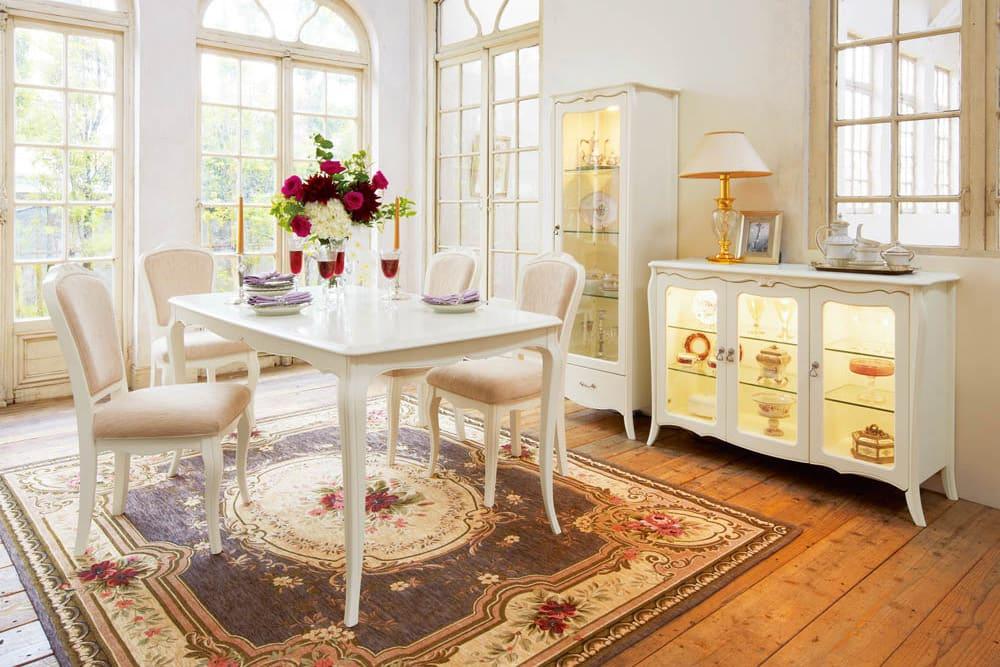 アンティーク家具の世界|おすすめのコーディネート実例集