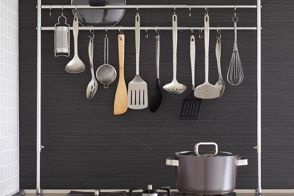キッチン収納のアイデア|用途別・場所別まとめ