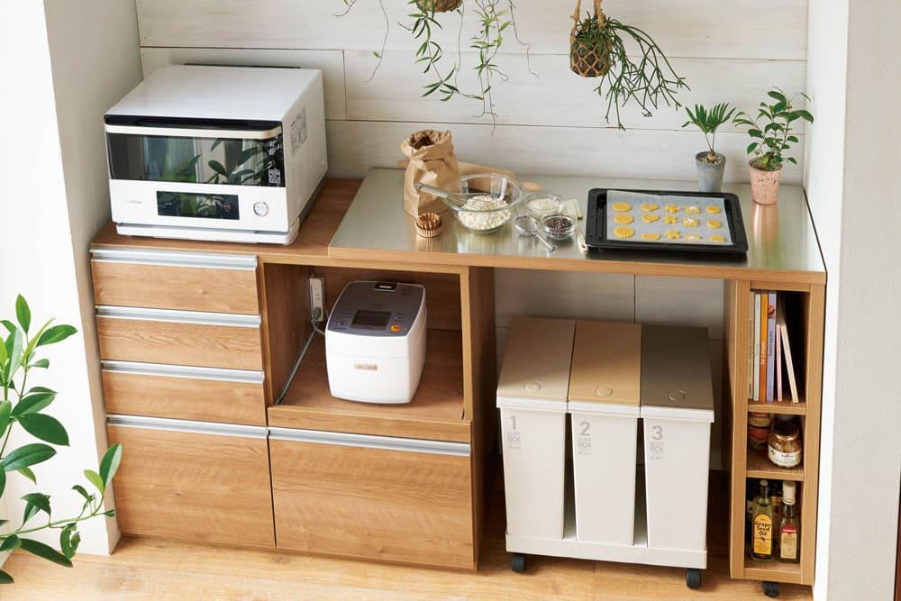 食器棚・キッチンボードの選び方|おしゃれなコーディネート事例