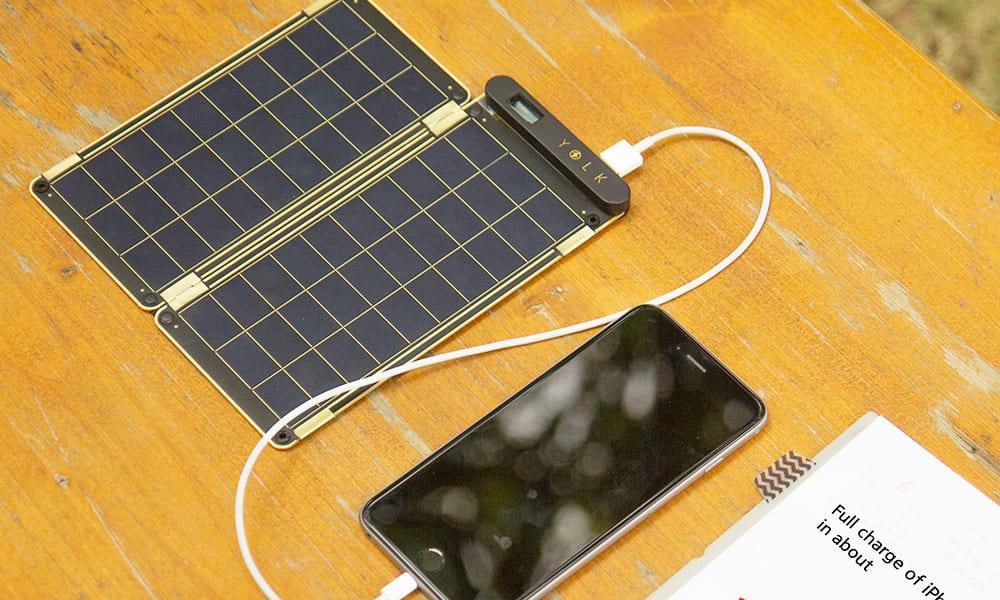 (7.5W)ソーラー充電器ソーラーペーパー