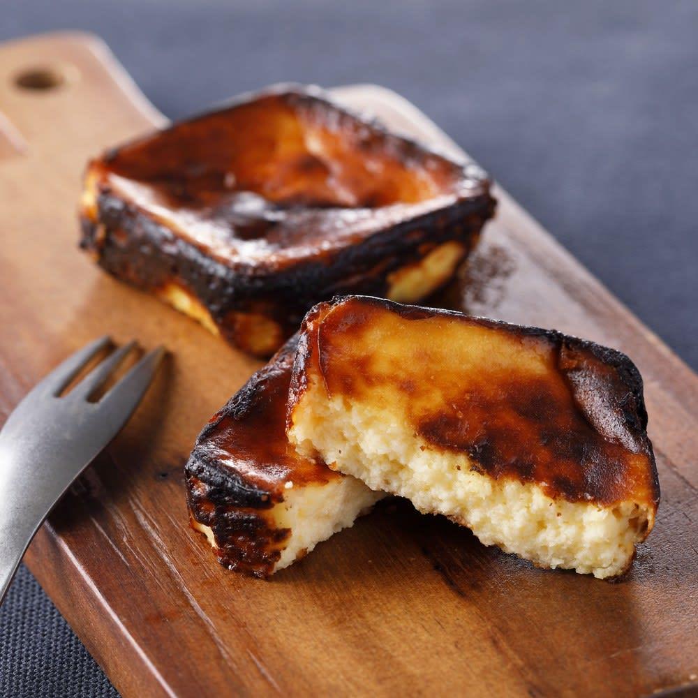 「BLOCK BLOCK TOKYO」 バスクチーズケーキ&ブルーチーズケーキ 2種計8個