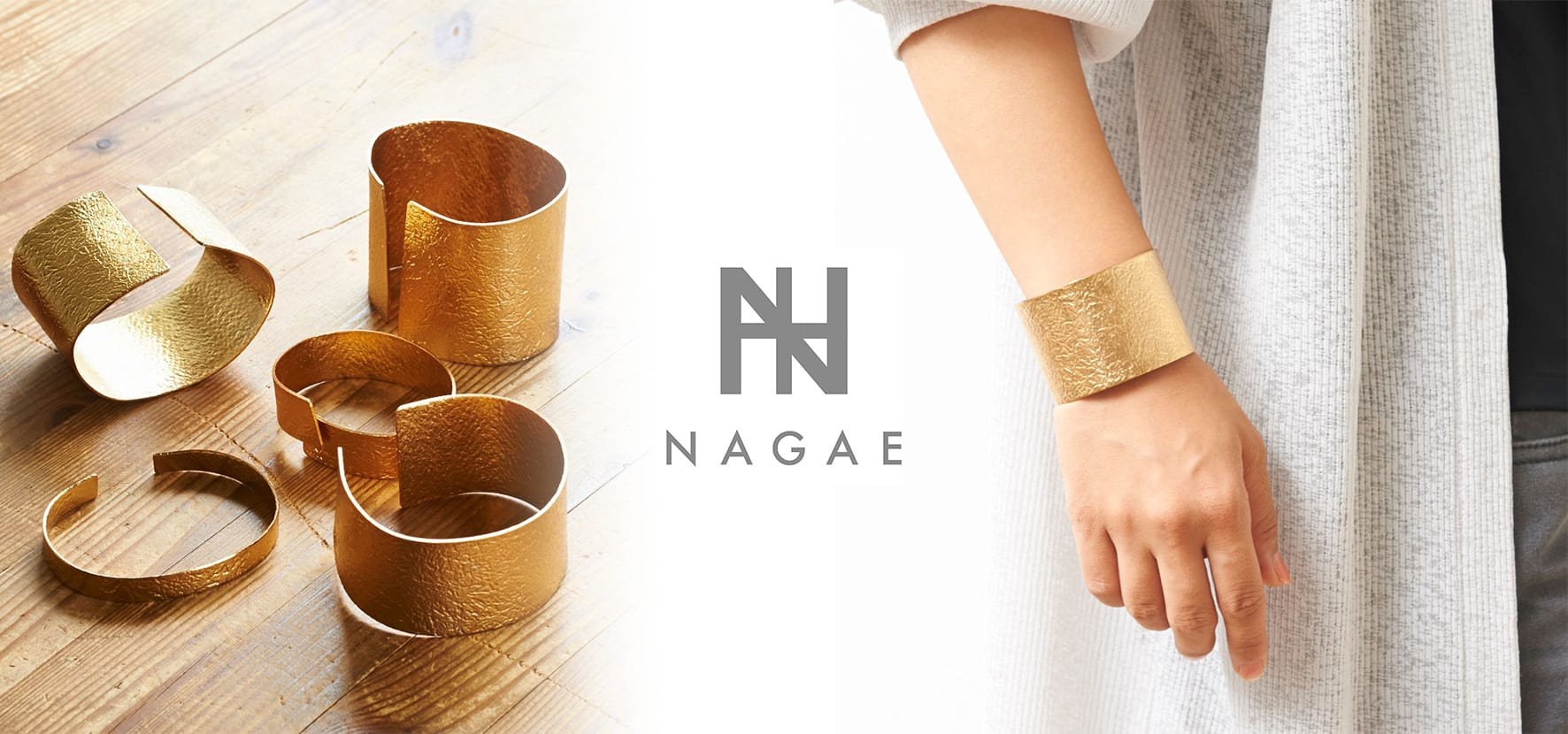 富山県高岡市から生まれた「NAGAE+(ナガエプリュス)」。2015年立ち上げとデビューして間もないながらも、ライフスタイルブランドとしてすでにメディアからも注目されています。「美」を核として開発されるプロダクトは日本のモノづくり技術と新しい感性が見事にコラボレーション。