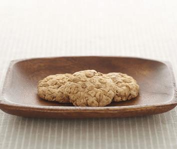 簡単グラノーラクッキー