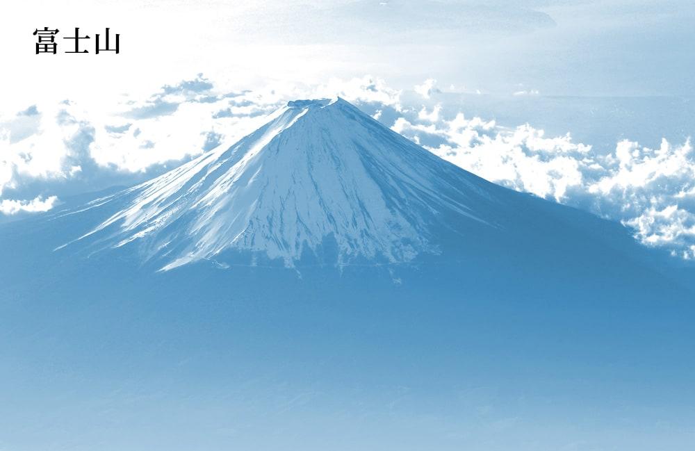 世界遺産の富士山が生み出す、高品質の天然水