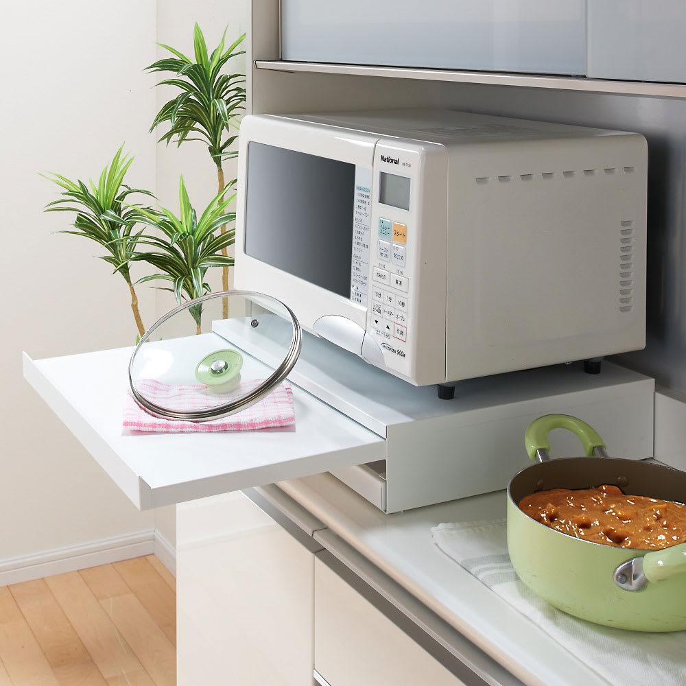 狭いキッチンの空間を活用する収納アイデア