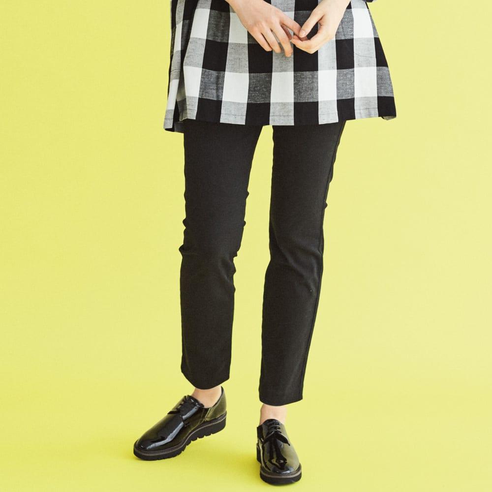(4L) チノ美脚パンツ (大きいサイズ)
