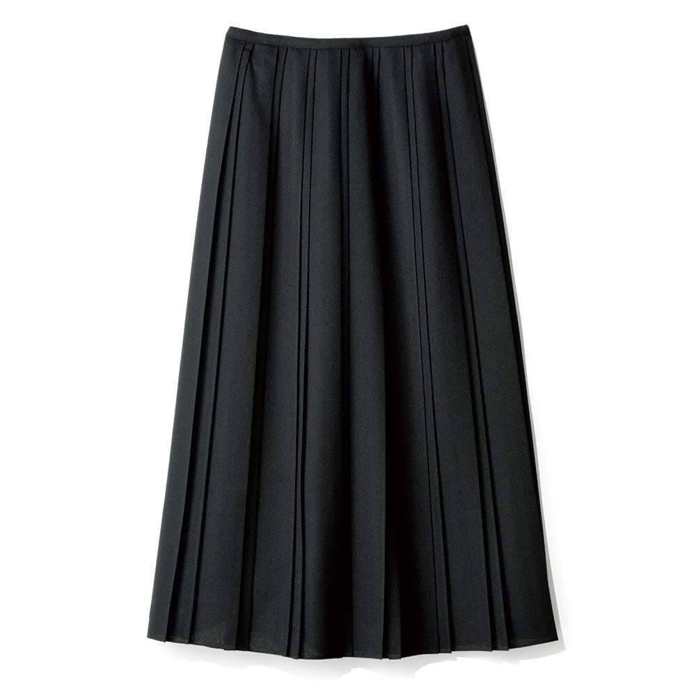 <span class=center>#7 ウール混ジョーゼットプリーツスカート</span>