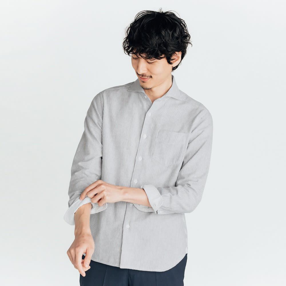 SCENE® 今治タオルシャツ