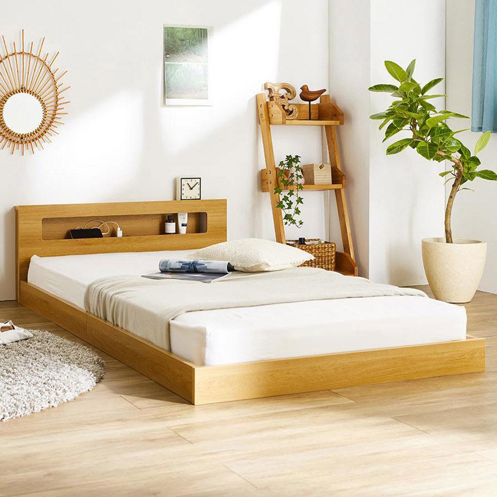 寝室レイアウトを部屋サイズ別に紹介!ベッド配置・周りのアイテム選びも解説