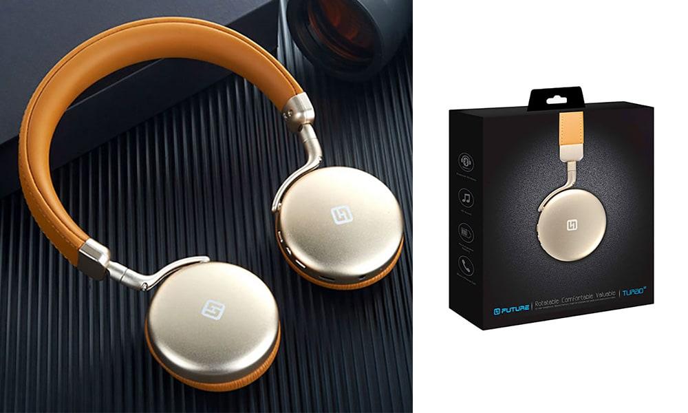Bluetoothヘッドフォン TURBO2