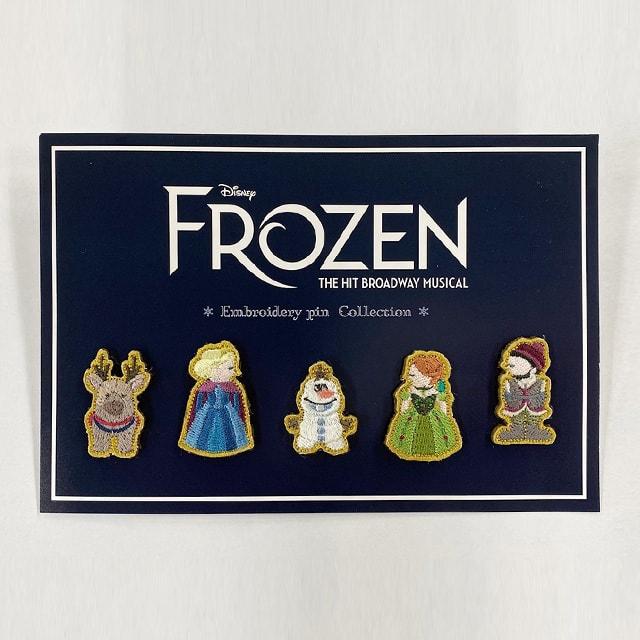 アナと雪の女王/ピンズセット