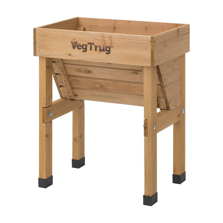 木製菜園プランター ベジトラグ コンパクトミニ
