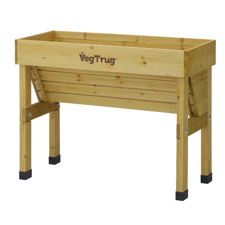 木製菜園プランター ベジトラグ S