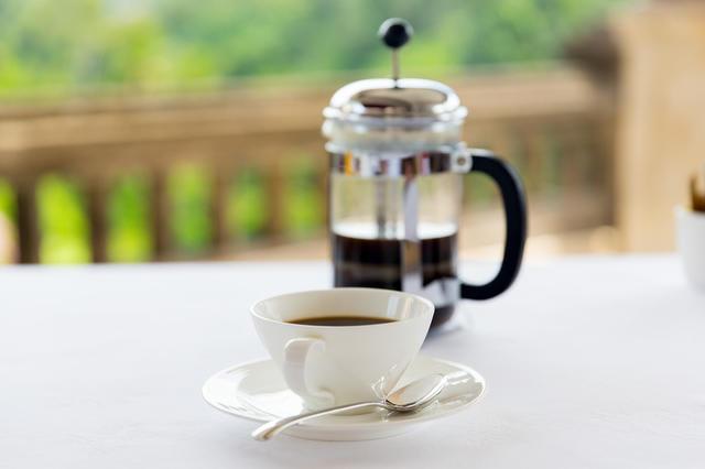 【コーヒーコラム Vol.12】カフェプレス(フレンチプレス)について考えてみる