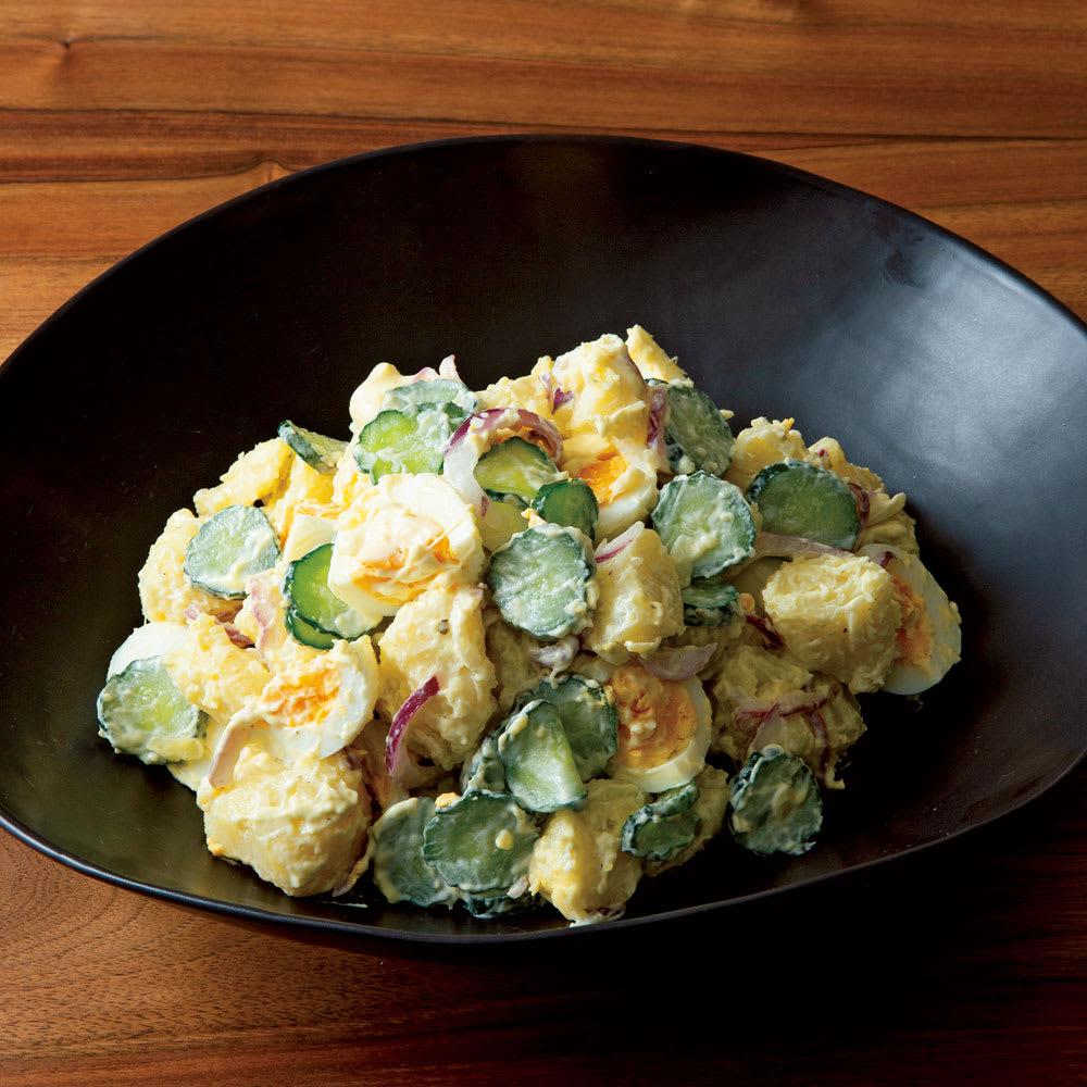 サラダハンドで作るポテトサラダ
