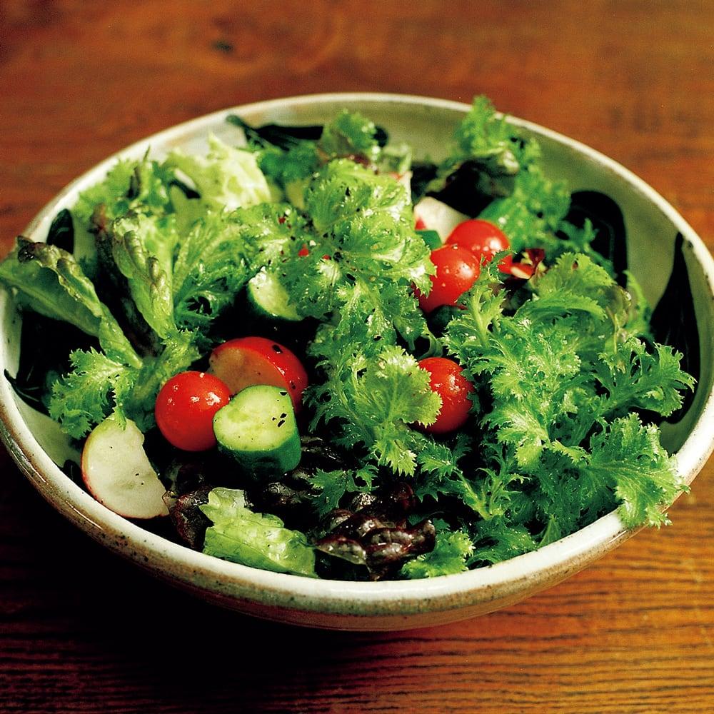 #10 賢い道具で作る夏野菜のサラダ