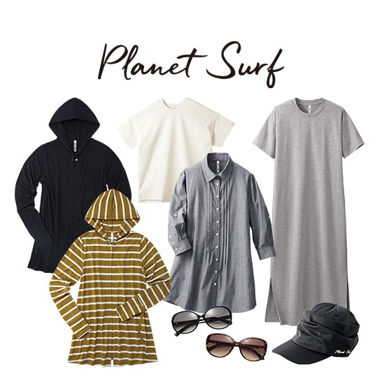 PLANET SURF/プラネットサーフ